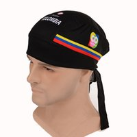 bandanna hat - New Arrival Pirates scarf Colombia Wieier Cycling Bandanna for costum party headsweats dress hat cycling head wear cap sweat absorber