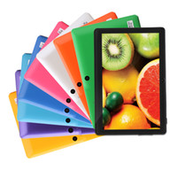 capacitive tablets - US Stock iRULU Inch Tablet PC Quadcore Tablet A33 Android GB Dual Camera HD Android Tablet quot Tablets
