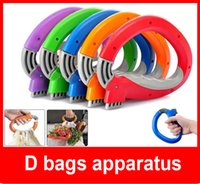 Wholesale Randome Hotsell New Carry bag Food Machine Ring Tools Durable Hand Care Relaxed Type D bags apparatus