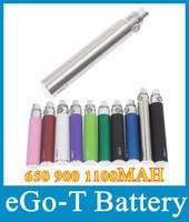 Cheap 650mAh ego t battery Best Non-Adjustable Electronic Cigarette ego kit battery