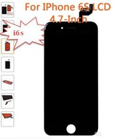 Wholesale AAA Quality For iphone S and s plus LCD Display With Touch Screen Digitizer DHL
