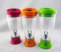 adult powder milk - Protein powder electric shaker milk cup sports fitness protein powder cup sports bottle my bottle ml colors