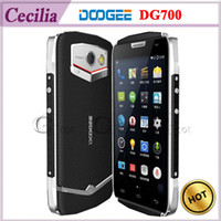 1 channel android smartphone - Water Dust Shockproof IP67 Doogee TITANS DG700 MTK6582 Quad Core Android Smartphone inch G G MP WCDMA MHz OTG Free gb TF Card