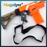 bungee cord - NERF toy Gun Slings High Strength One Point Adjustable Sling Single Point Rifle Gun Bungee Cord Gun Sling