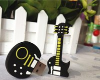 128gb usb flash drive - Usb flash drive Electric guitar gb gb gb H2test usb memory pen disk thumb Pen drive USB real capacity