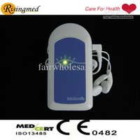 beating heart sound - 2 Salable Fetal Doppler Baby Sound A MHz good for pregnancy mother use to test baby heart beat