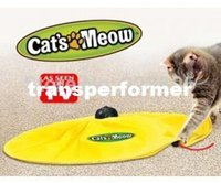 Wholesale Cat s Meow cat s meow Ca t toy undercover mouse electronic cat toy cat training tool G86
