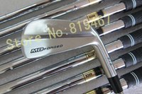 Wholesale golf clubs MB forged irons set p with dynamic gold steel R300 shaft golf irons