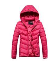 Wholesale new winter jacket women hooded long sleeve sports jacket ladies winter parkas female down coat
