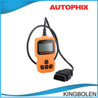automotive hand tools - 2016 Top rated AUTOPHIX OBDMATE OM123 CAN OBD2 EOBD Engine Code Reader Hand held car Tester Scanner OM OBDII Auto Diagnostic Tool