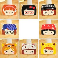 avatar china - Notepad Cute Girl New Cartoon Avatar Memo Flags Scratch Pad Fashion Gift Office School Supplies Made in China