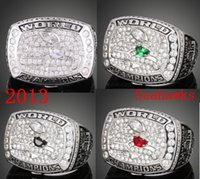 super bowl rings - Seattle Seahawks Super Bowl Championship Ring six together solid gold and silver drop shipping