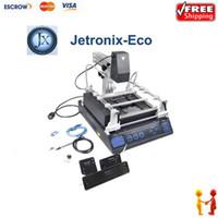 Wholesale New JOVY JETRONIX ECO BGA Rework Station V BGA repair station machine system bga soldering station