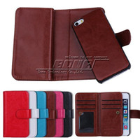 Cheap Multifunctional Flip Wallet Leather Case Best Cover with Photo Frame 9 Card Slots