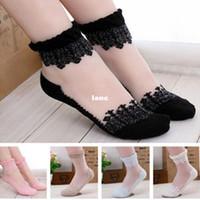 Cheap lace sock Best socks