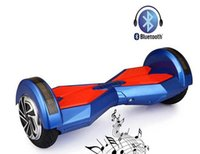 balancing suppliers - EU Base Supplier Quality Self Balance Scooter Hoverboard inch wheels Scooter with BLuetooth Speaker and Remote Control