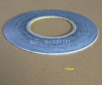 double sided adhesive tape - 3 Rolls A Double Sided Adhesive Tape M Black Glue For Cellphone Repair m mm