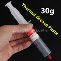 Wholesale Brand New High Quality g Grey Thermal Grease Paste Compound Silicone For CPU Heatsink Heat Sink