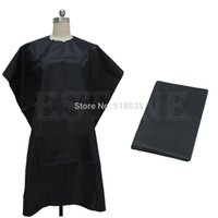 Wholesale Adult Salon Hair Cut Hairdressing Barbers Hairdresser Cape Gown Waterproof Cloth