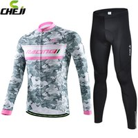 bicycle clothing stores - 2015 Camouflage Breathable Cycling jerseys Quick Dry Ropa Ciclismo Bike Jerseys Cycling Clothing Bicycle Sportswear online Store