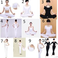 high end clothing - 2015 Women Lady Summer Yoga Outfits Sets High end Customized Modal Suits Pants Blouse Soft Gym Clothing High Quality Clothing