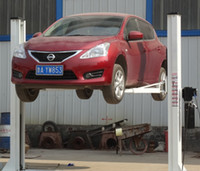 Wholesale Simple Floor Plate Two Post Car Lift For Vehicle Maintenance Equipment Tons