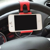 apple color wheel - 2015 Newest Hot Sale Popular And Beautiful Steering Wheel Car Phone Holder Photo Color CAR
