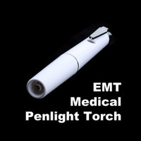 aids doctor - Penlight Pen Light Torch Medical EMT Surgical First Aid Ophthalmology Dentistry Doctor H1E1