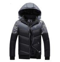 men winter parka - Fall sport Man jacket Brand casual Jacket Men Winter Coat Jackets men cappotto Parka Outdoor Wear High Quality Plus Size M XL