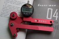 Wholesale spoke steel wire spoke tension meter analog spoke tensionmeter bike truing meter similar to DT swiss Park tool