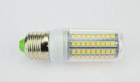 achat en gros de 6w g9 conduit ampoule-E27 G9 E14 B22 Gu10 7w SMD2835 102leds AC220V a conduit des ampoules de lumières chauds / blanc frais 100PCS +++