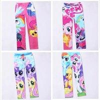Cheap My Little Pony Leggings Best Girls Cartoons Leggings