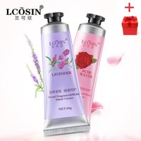 Wholesale 2 High end Brand Lcosin floral fragrance moist hand cream antifreeze whitening moisturizing