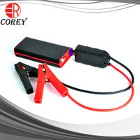 Wholesale New design v mah multi function rechargeable car jump starter
