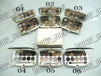 Palette factory direct wholesale - Factory Direct Pieces New Makeup Eyes Natural Three Dimensional Colors Eye Shadow Palette g