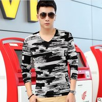 Wholesale Large size men hit the color oversized sweater Nutty King Fashion spell color sweater fertilizer to increase the breast