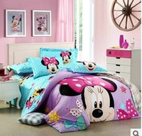 Cheap Minnie Mouse Full Size Comforter Set | Free Shipping Minnie ...