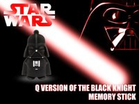 Wholesale Star wars darth vader usb flash drive gb flash memory card stick pen drive gb pendrive gb u disk