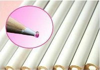 art nail pic - ail Tools Dotting Tools set Top Professional Wooden Dotting Pencils Point Drill Pen for Nail Art Rhinestones Gems Pic