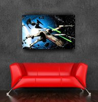 puffy paint - 2015 Anime poster the star wars removable vinyl stickers painting for walls x80cm x31 inch d minecraft wall sticker
