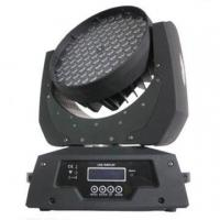 Wholesale x3w rgb led moving head wash light for stage night club