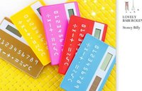 Wholesale Hot Best Mini Slim Credit Card Solar Power Pocket Calculator Novelty Small Travel Compact