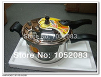 Wholesale 6L Safe thicken stainless steel pressure cookers pressure pans Pressure cooking tableware safe cooking Pressure cookers