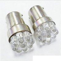 Wholesale 2 LED BA15D G18 Car Parking Lights Brand New Car External Lights