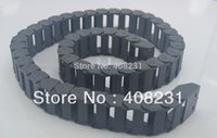 Wholesale New X30 Cable drag chain wire carrier mm R28 mm quot plastic cable chain