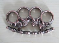 Wholesale Collection version four beast STEEL BRASS KNUCKLE DUSTERS BUCKLE