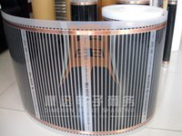 Wholesale Electric heating film heated film electric floor heating electric heater heating device geothermal membrane electropad khan