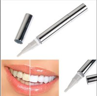 Wholesale 1pc Hot Creative High Effective Teeth Whitening pen Dental Gel Whitener Bleach Stain Eraser Romover Tooth
