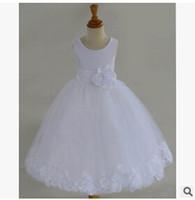Cheap Girl party dress Best 2015 new girl wedding dress