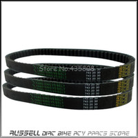 Wholesale X3 For gy6 Engine Drive Belt Scooter Moped cc cc cc Quad Bike